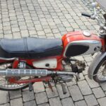 Honda C110