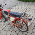 Honda S50