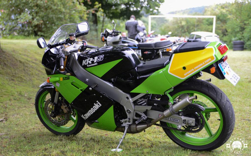 Kawasaki KR-1 S