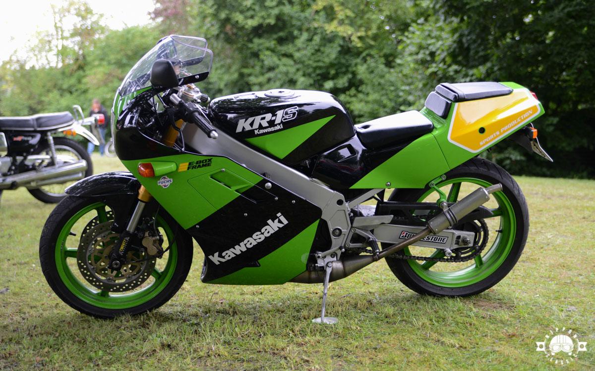 Kawasaki KR 250 /KR-1