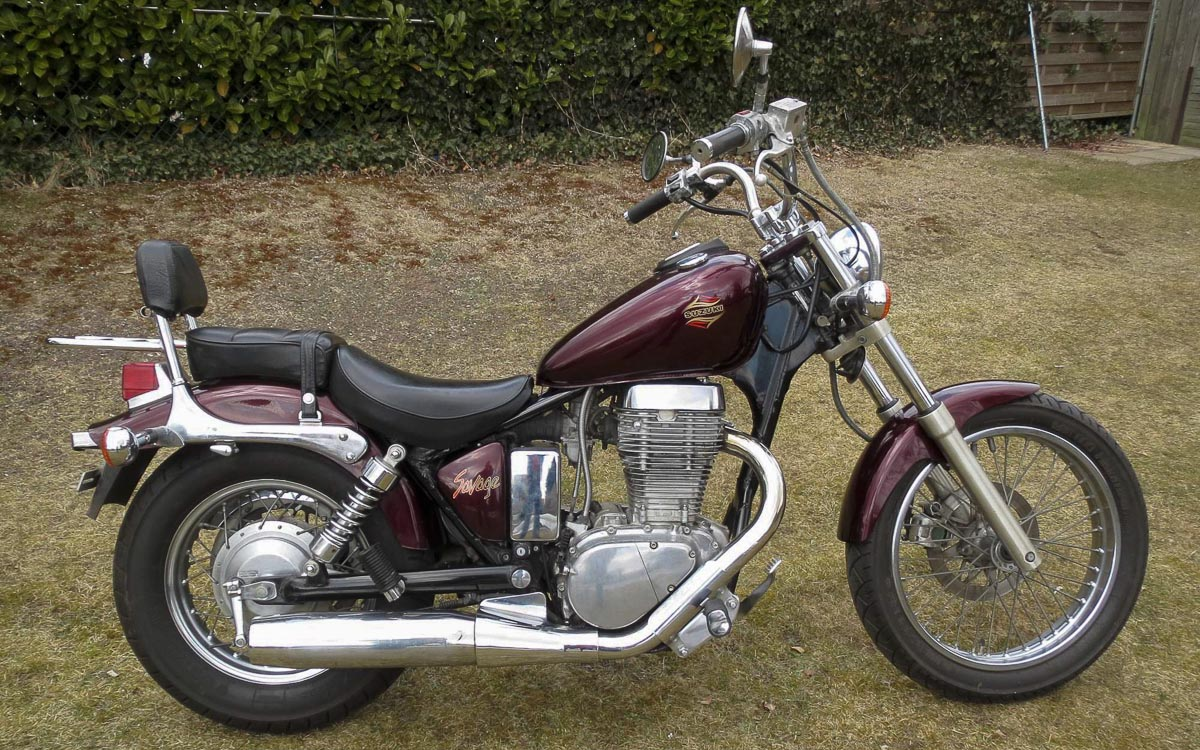 Kawasaki  E