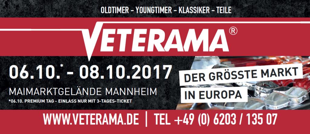 Veterama Mannheim 2017