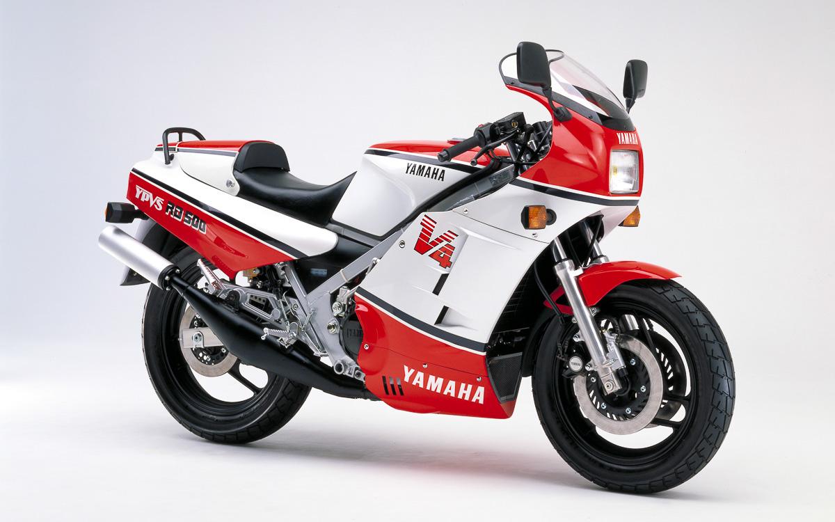 Yamaha rd 500 lc 1984 1989 gr e von king kenny for Yamaha suzuki of texas