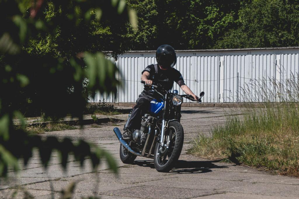 Kaspeed Moto aus Sachsen bringt einen professionellen Background mit
