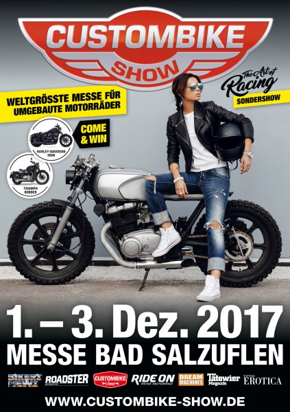 Custombike-Show 2017
