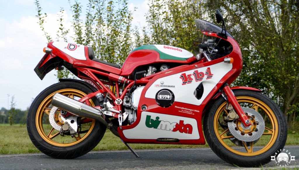 Italienische Fahrwerkskunst trifft auf japanischen Motor