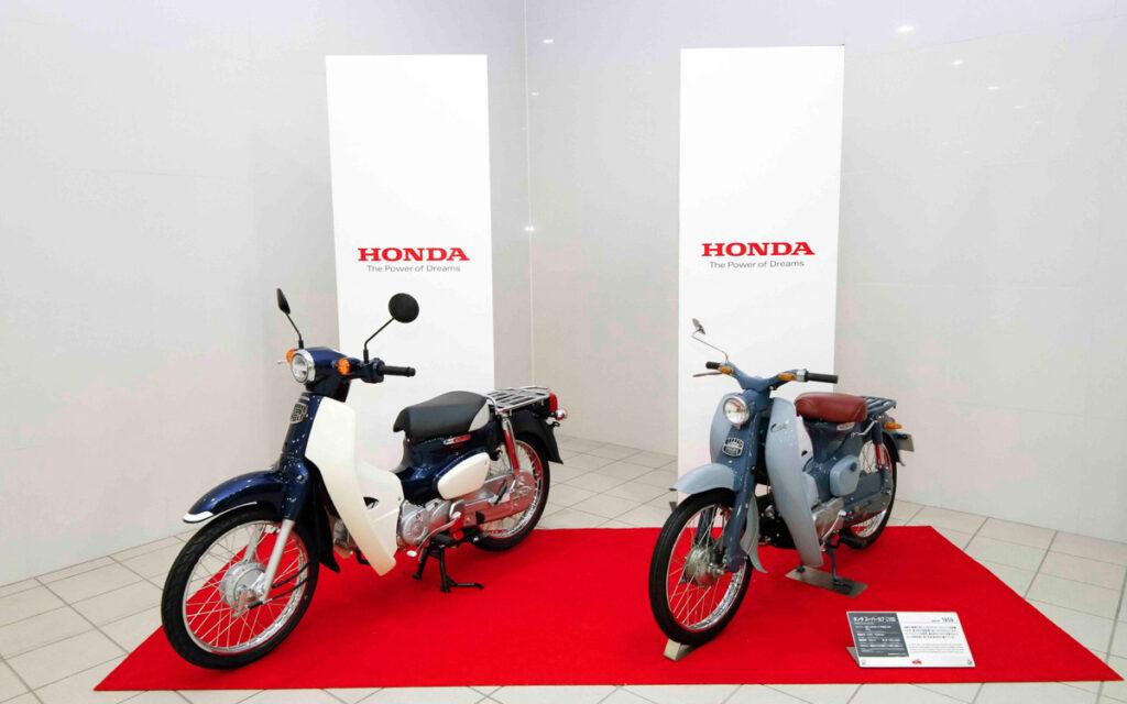 Honda C100 Super Cub