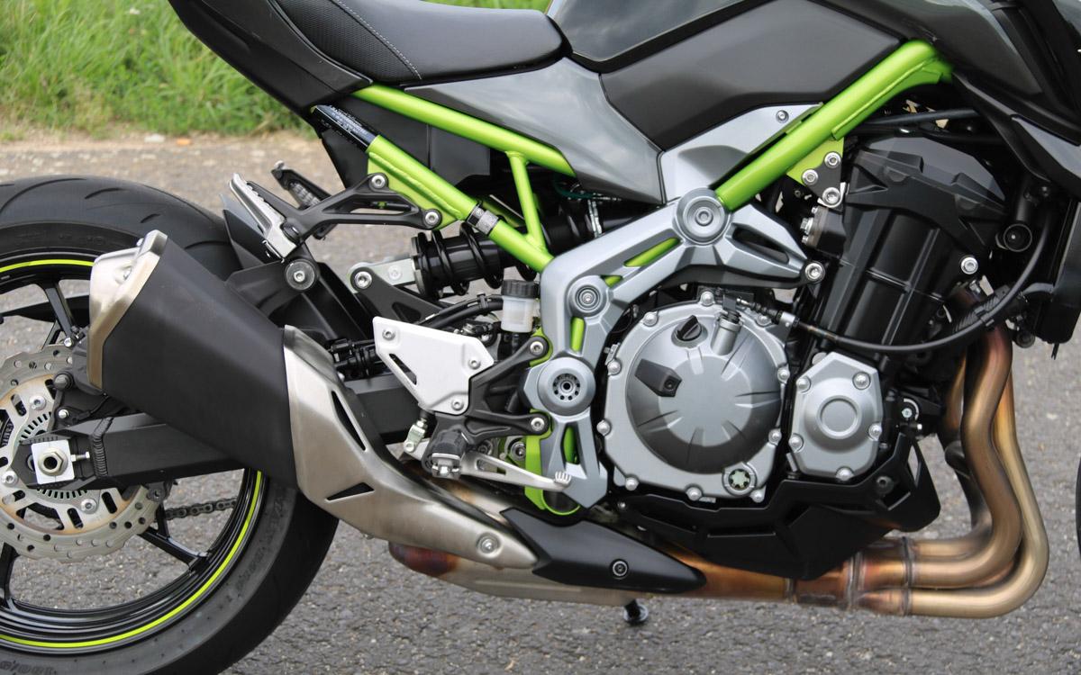 Kawasaki Z900 Mit Seinen 125 PS Durfte Der Motor Die Fans Samtener Vierzylinder Freudentranen In Augen Treiben Heinz Mey SP X
