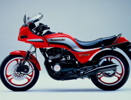 "Kawasaki GPZ 550 – Die flotte ""Lotte"""