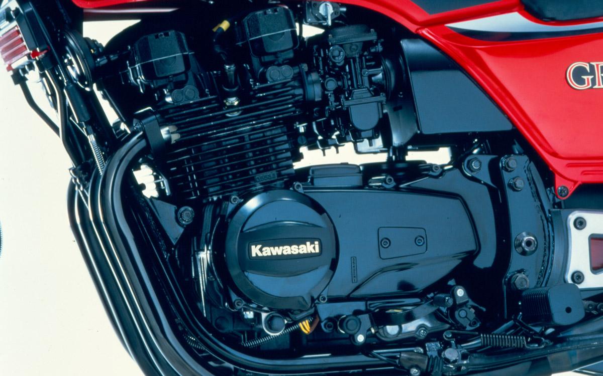 Kawasaki Gpz  Unitrak Cafe Racer