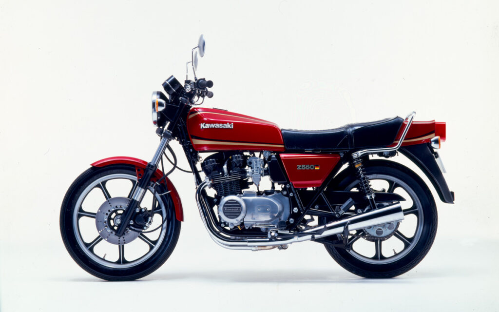 Kawasaki Z 550
