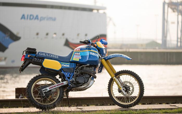 Legendär: Yamaha Tenere