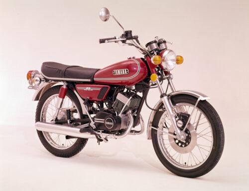 Yamaha RD 125 (1973-1978) – Reit' den Gepard