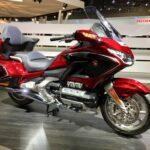Honda GL 1800 Gold Wing Tour