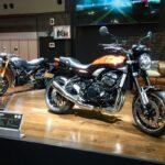 Die neue Kawasaki Z 900 RS