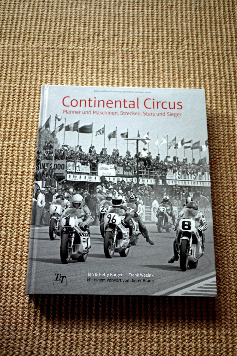 Continental Circus – Männer und Maschinen, Strecken, Stars und Sieger
