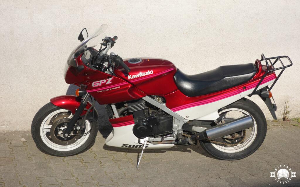 Noch gibt es reichlich Kawasaki GPZ 500S zu kaufen