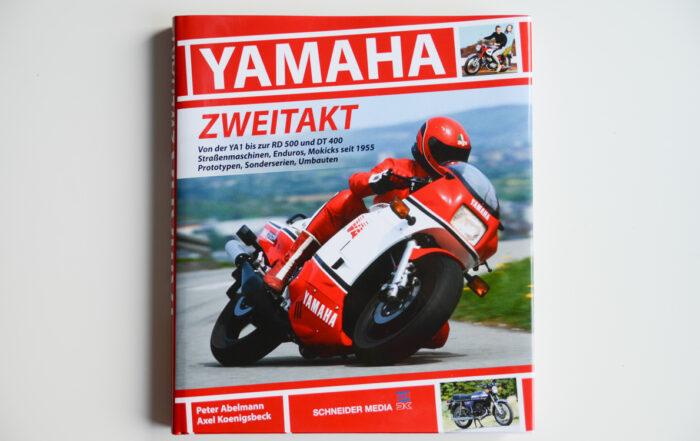 Buchtipp: Yamaha Zweitakt von Peter Abelmann