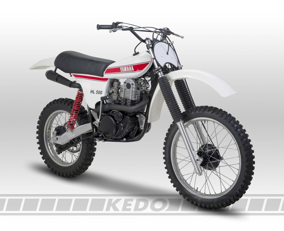 Yamaha HL 500 im Sudio
