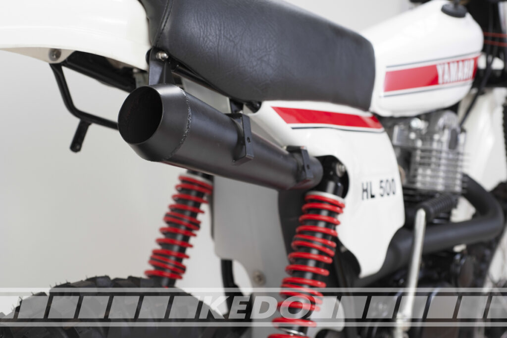Yamaha HL 500 im Studio