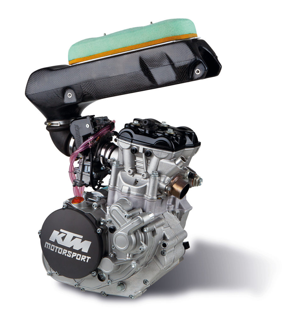KTM 450 Rallye