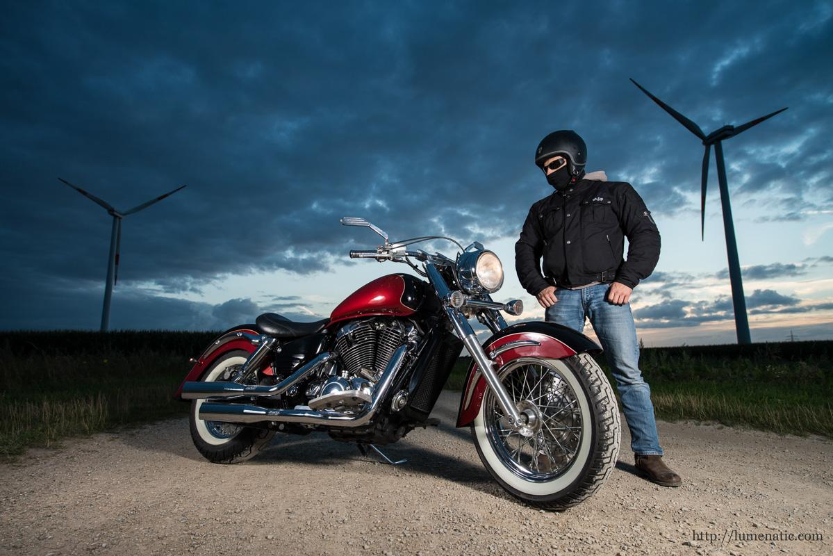 Motorräder richtig fotografieren - ein Wegweiser