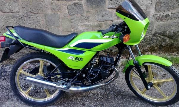 Kawasaki AR 50 S