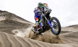 Rallye Dakar 2018