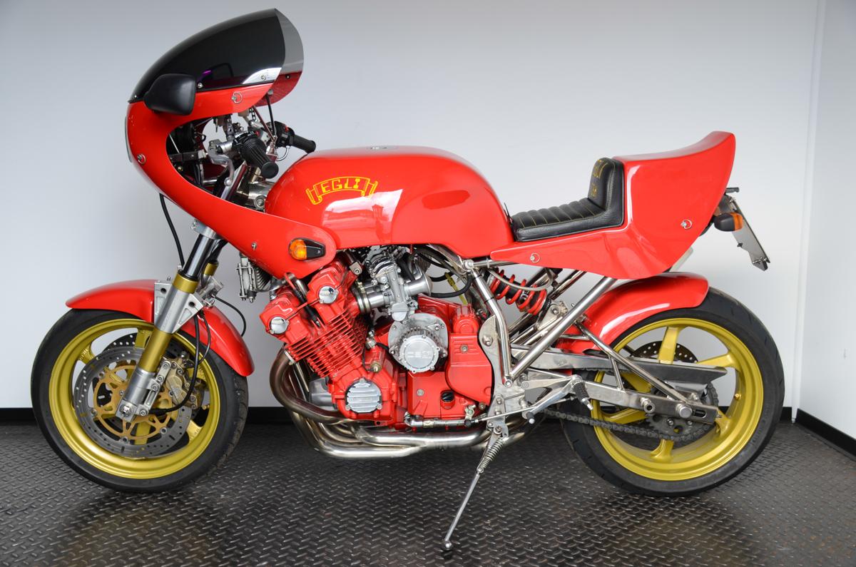 Egli CBX 1000 Red Baron