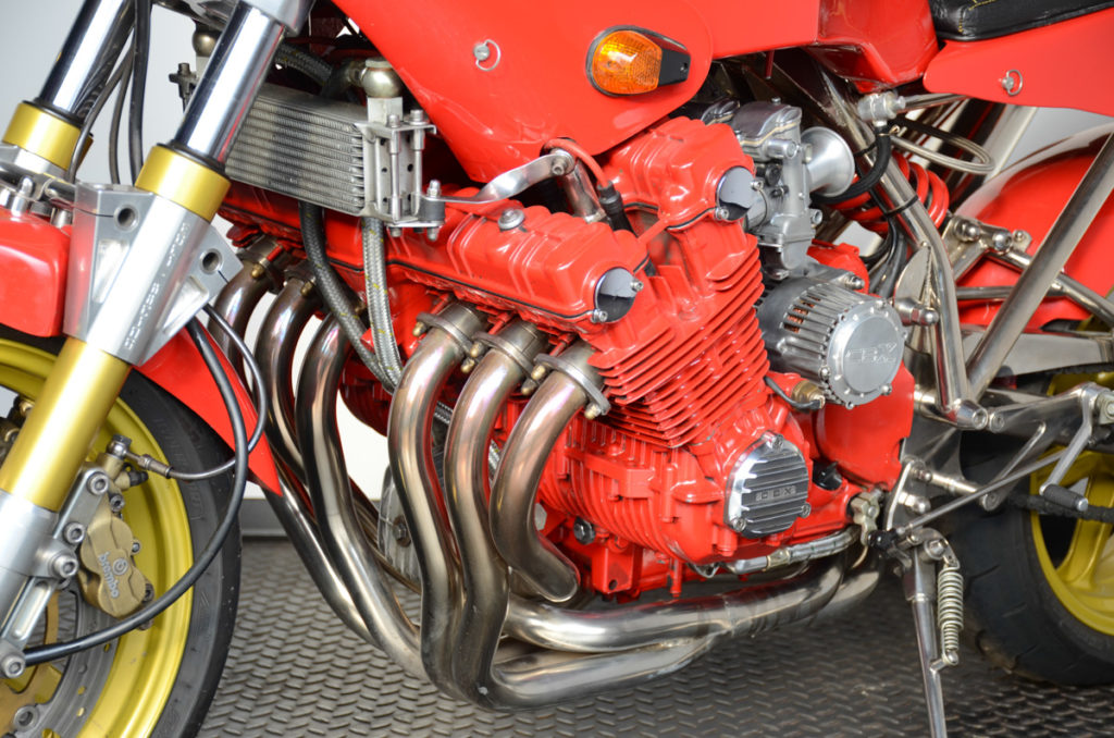 Egli CBX 1000 Red Baron