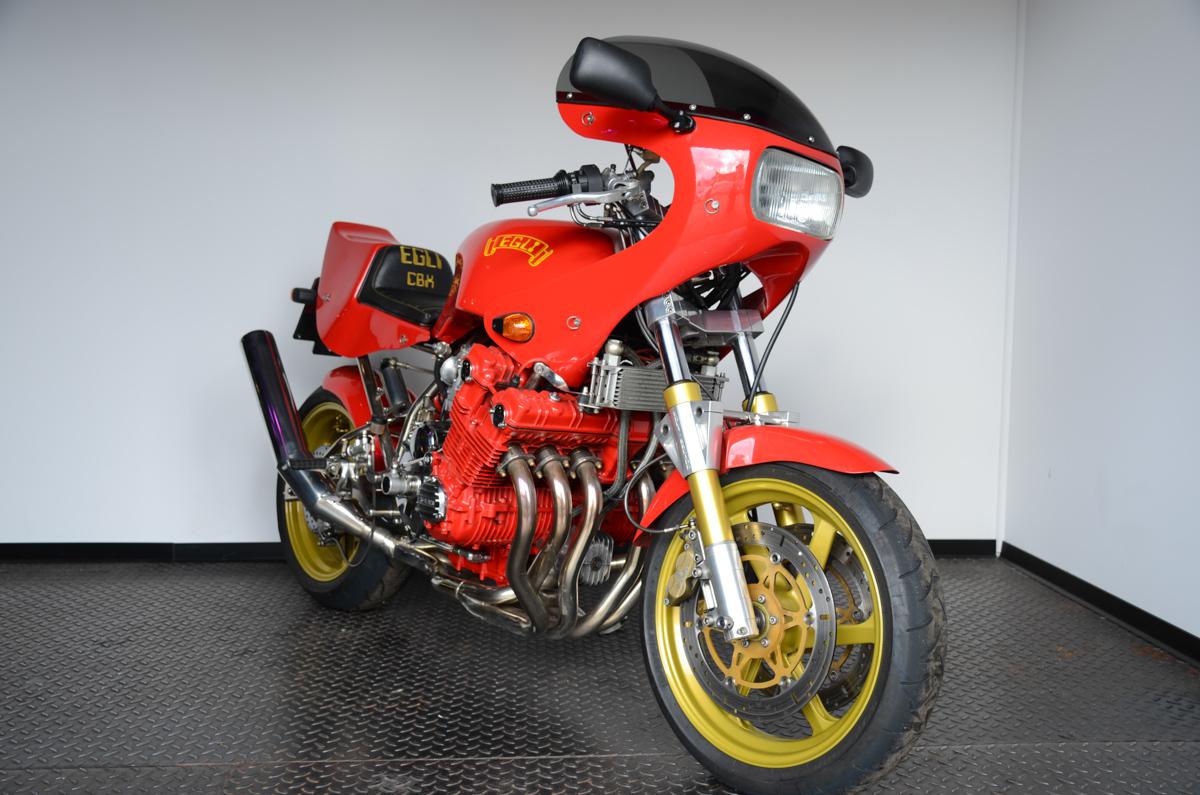 EGLI-CBX Red Baron – eine \