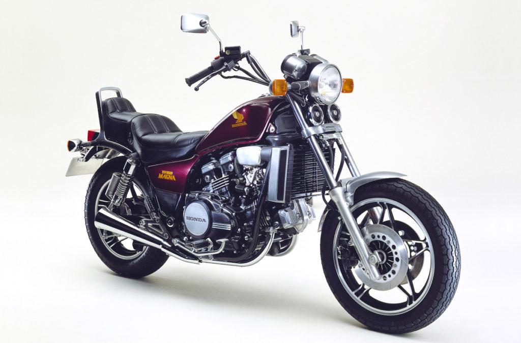 honda vf 750 c rc 09 v45 magna sprinter statt chopper. Black Bedroom Furniture Sets. Home Design Ideas