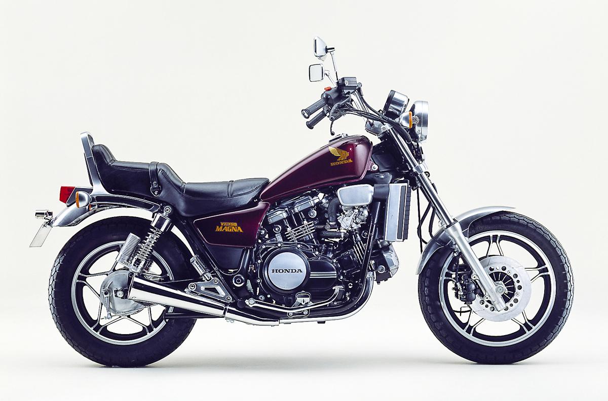 Yamaha Magna