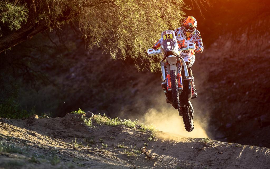 Laia Sanz fuhr eine konstante Dakar 2018