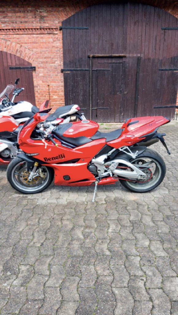Motorräder fotografieren