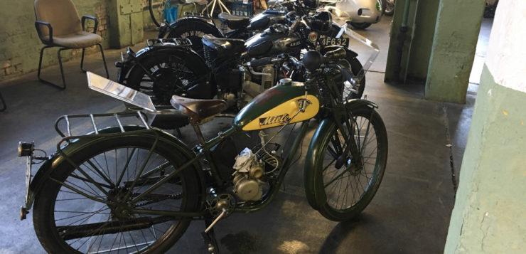 Winter Classic Bike 2018