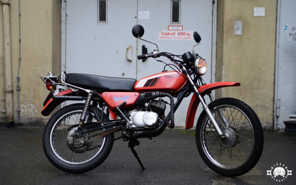 Yamaha DT 50 M