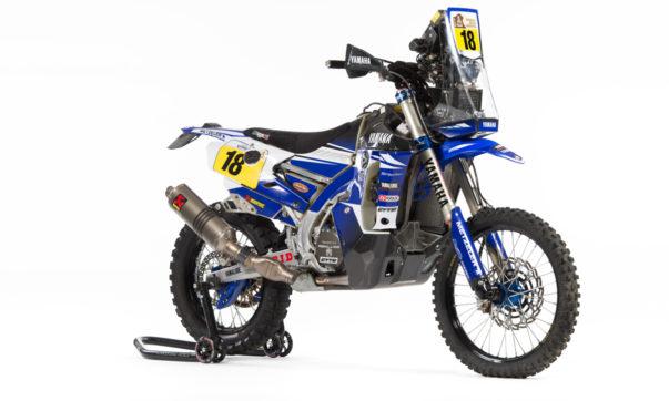 Yamaha WR450F Rallye
