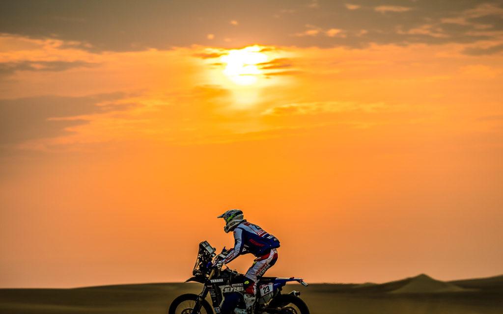 Für viele Fahrer war die 4 Etappe ein langer Tag während der Dakar 2018