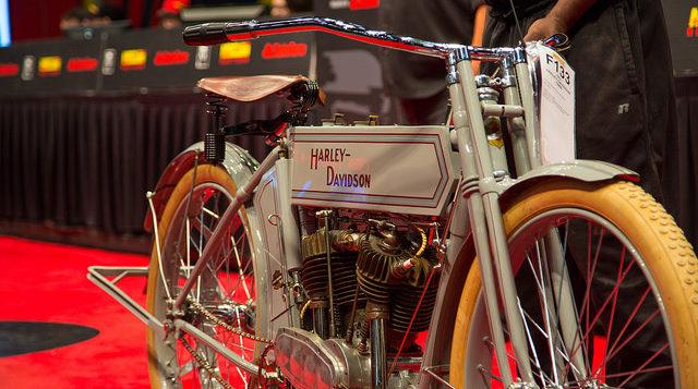 Motorrad Auktion Las Vegas