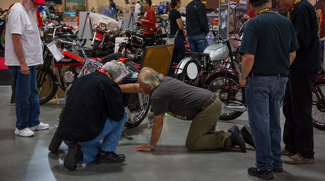 Motorrad Auktion USA