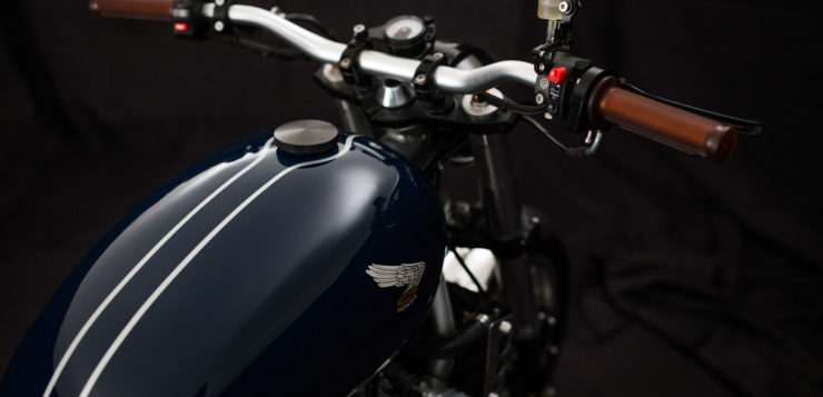 Honda CB 400 Four Cafe Racer