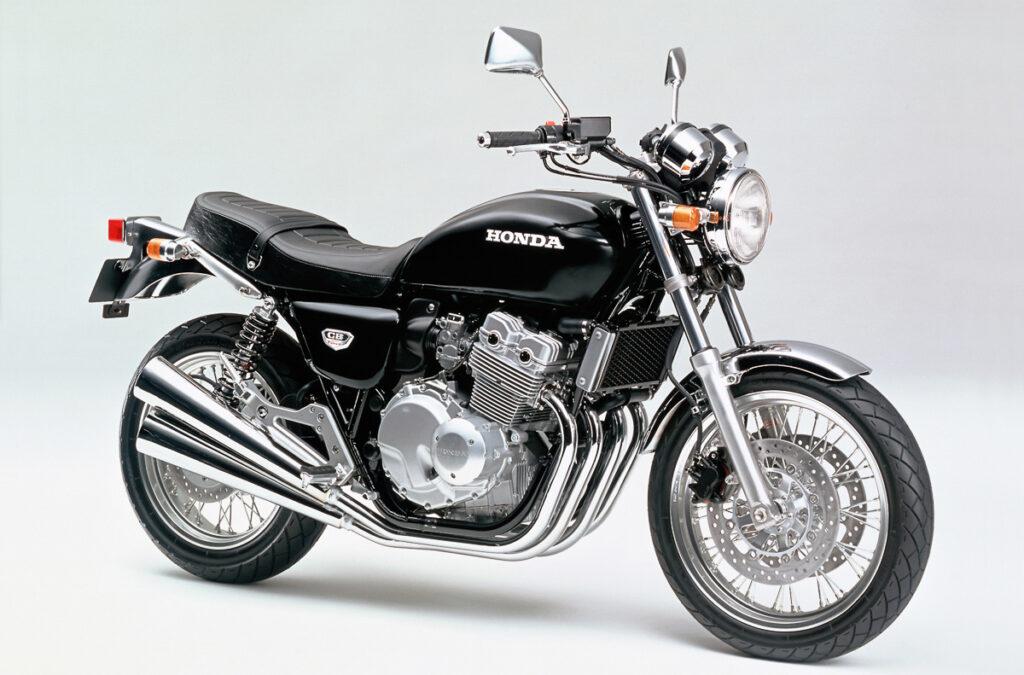 Die Honda CB 400 Four anno 1997 kam nie nach Deutschland