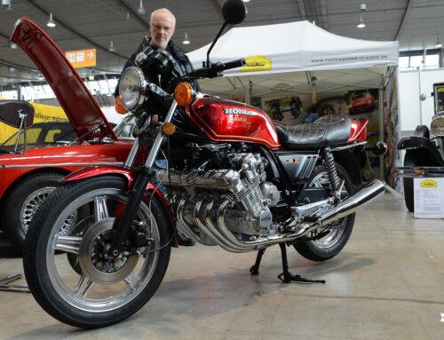 Honda CBX 1000 – Sechserpack in Reihe