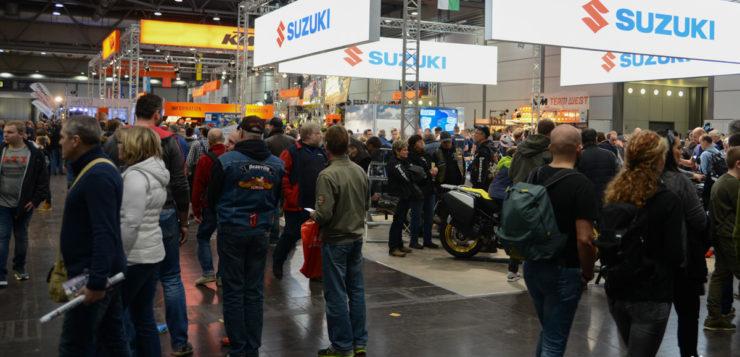 Leipziger Motorradmesse