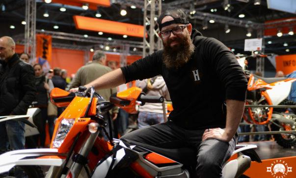 Motorradmesse Leipzig 2018