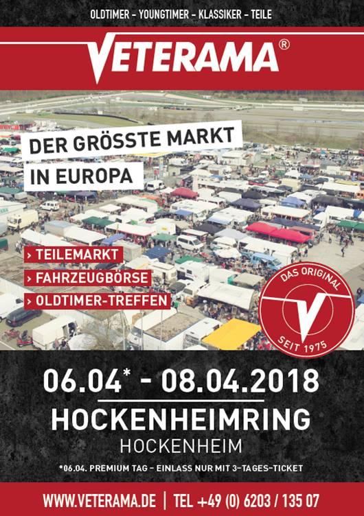 Veterama Hockenheim