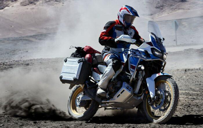 Die Honda CRF 1000L Africa Twin wird Motorrad des Jahres
