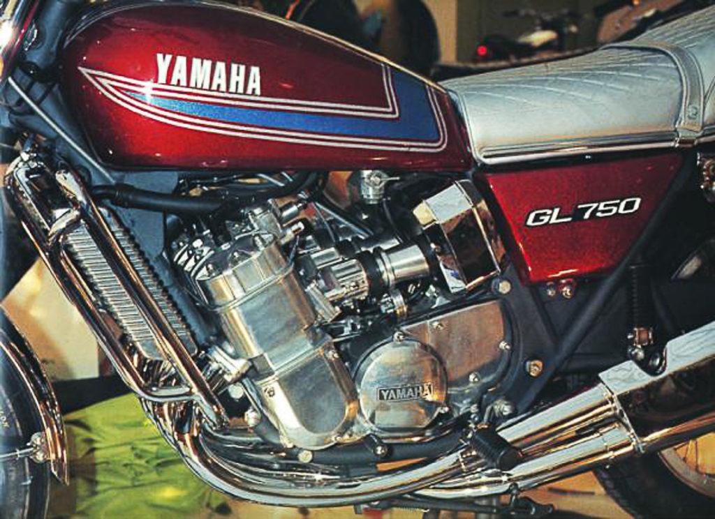 Yamaha GL 750