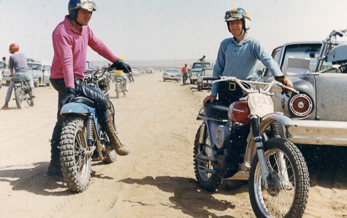 Abenteuer in der Mojave Wüste 1967